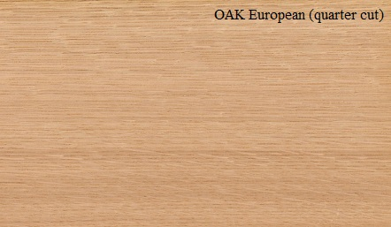 Oaks - european oak nr