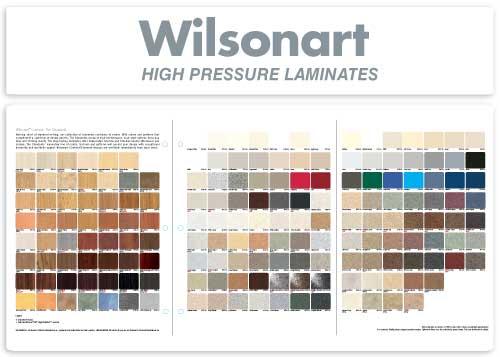 Декоры пластик WILsonart