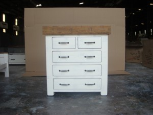 Clermont Nursery Chesr 2 over 3 drawer - 1