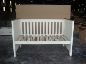 Clermont Nursery cotbed - 4